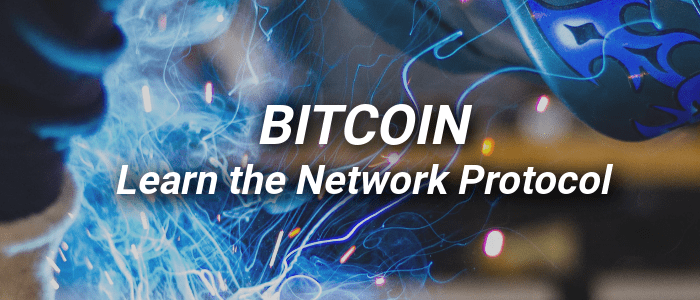 Introduction to the Bitcoin Network Protocol using Python and TCP Sockets